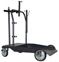4-Wheel Cart For 55 Gal. Drums