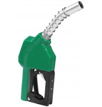 "Auto Fuel Nozzle 1"" Inlet/Outlet"