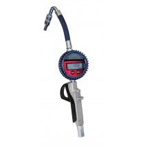 Digital Totalizer Meter w/Handle & Flex Nozzle
