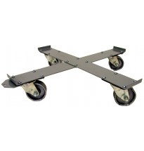 Lip-Type Dolly w/Steel Casters For 55 Gal. Drum