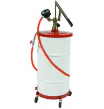 Portable Gear Lube Disp. System For 16 Gal. Drum