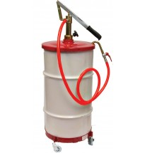 Portable Gear Lube Pump For 16 Gal. Drum