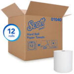 SCOTT ESSENTIAL HARD ROLL TOWEL