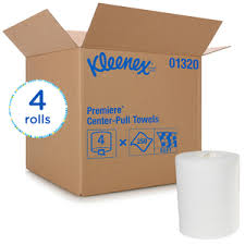 KLEENEX PREMIERE CENTER-PULL TOWELS