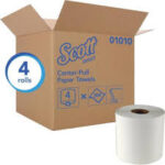 SCOTT ESSENTIAL CENTER-PULL TOWELS