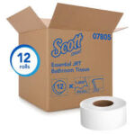 SCOTT ESSENTIAL JRT BATHROOM TISSUE