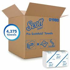 SCOTT PRO SCOTTFOLD TOWELS