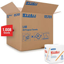 WYPALL L 40 WH TOWELS