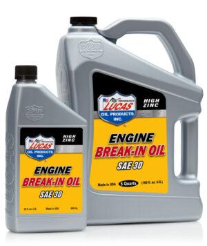 SAE 30 Break-In Oil
