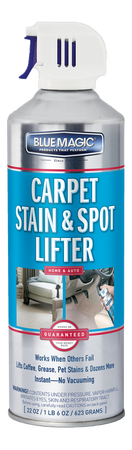 carpet stain and spot lifter aerosol