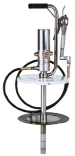 Grease System, 35 lb, w/ Carrying Handle & 6´ Hose