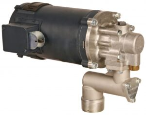 12 VDC, 4 GPM Oil Transfer Pump w/ Suction Pipe, 8´ Hose and Poly Valve