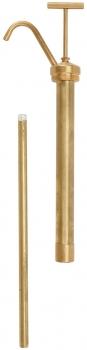 MA-40, Brass Lift Pump, 55 Gallon