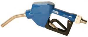Poly Automatic Nozzle w/ 3/4˝ Hose Barb Inlet, DEF