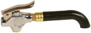 Radiator Faucet w/ Aluminum Spout