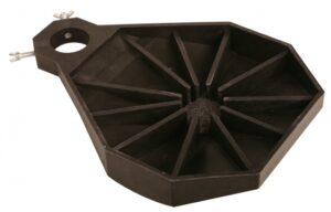 Support/Drip Tray for use w/ 1:1 Pumps, Models 32091 & 32095