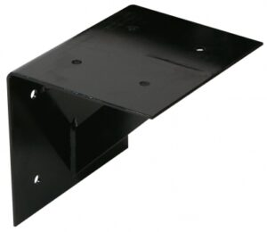 Wall Mounting Bracket for 1/2˝, 3/4˝ and 1˝ Double Diaphragm Pumps