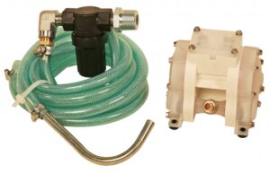 3/8˝ D.D. Evacuation Kit for use w/ P/N 42070 Oil Drain