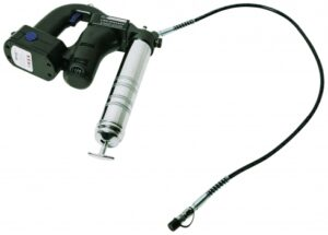 Battery Operated Grease Gun, w/ 2 Batteries