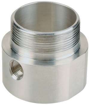 Bung Spacer, 2˝ NPT, w/ 3/8˝ Return Port