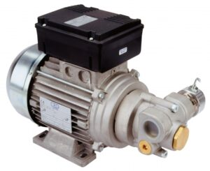Electric Oil Pump, 2.5 GPM, 170 PSI Maximum, Manual Shut-off