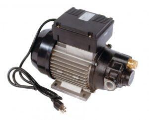 Electric Oil Pump, 7.0 GPM, 80 PSI Maximum, Manual Shut-off
