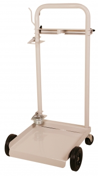 Four Wheel Cart, 16 Gallon Drum