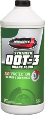 premium dot 3 brake fluid