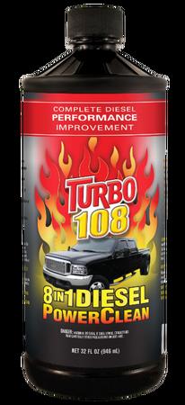 turbo 108 diesel cleaner