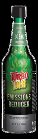 turbo 108 emissions reducer